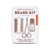 Комплект за поддържане на брада Kikkerland
