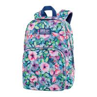 Пъстра дамска раница за училище или за ежедневието на цветя CoolPack Ohio - Pastel Garden