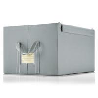 Сива кутия за съхранение Reisenthel Storagebox L grey, 60л