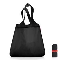 Чена сгъваема чанта за пазар Reisenthel Mini maxi shopper, black