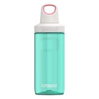 Лека и удобна бутилка за вода Kambukka Reno 500мл в цвят мента