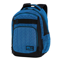 Синя младежка раница CoolPack Skater - Blue