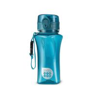 Светлосиня малка спортна булика за вода или други течности Ars Una, 350мл