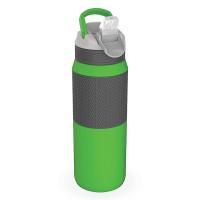 Голяма зелена бутилка за вода 750мл Kambukka Lagoon Insulated