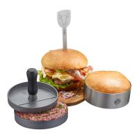 Комплект за приготвяне на бургери на скара GEFU