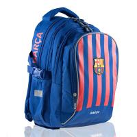 Голяма ученическа синя раница с 4 отделения FC-262 FC Barcelona Barca Fan 8
