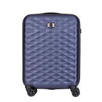 Малък куфар Wenger Lumen Hardside Luggage 20'' Carry-On Aluminum, цвят топаз