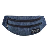 Синя мъжка чанта за през кръста CoolPack Madison - Snow Blue