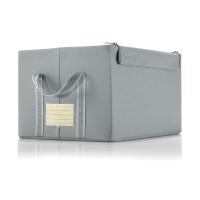 Сива кутия за съхранение Reisenthel Storagebox M grey, 30л