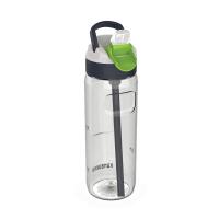 Голяма прозрачна спортна бутилка за вода 750мл Kambukka Lagoon