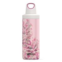 Дамска розова термо бутилка Kambukka Reno 500мл