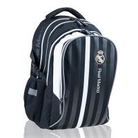 Голяма черна раница с 4 отделения RM-211 Real Madrid Color 6