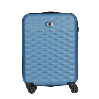 Малък куфар Wenger Lumen Hardside Luggage 20'' Carry-On, цвят тюркоаз