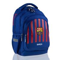 Синя раница с 4 отделения FC-261 FC Barcelona Barca Fan 8